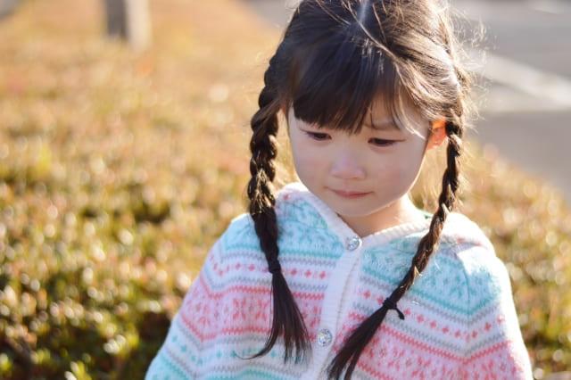 泣き虫な子は嫌い。でも、無理に治すのは心の傷を作るのでやめてあげてほしい。