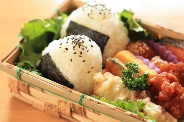 夏休みこそ毎日お弁当を作ると楽になる! 定食化してしまえば朝のバタバタも解消。