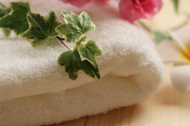 朝の洗顔やめました。蒸しタオルで朝からリラックス。